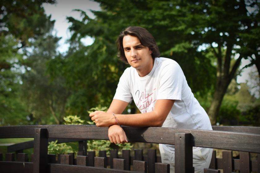Adrien Sanchez Infante - Portrait