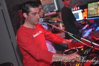 Showcase Miky Uno Discothèque Pacha Plage Gujan Mestras 26 Octobre 2013 DJ Narko Ti Gwada Viens avec moi Photographe Adrien SANCHEZ INFANTE (36)