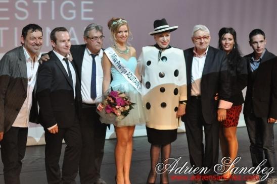 Election Miss Prestige Aquitaine 2013 à Saint Loubès avec Geneviève de Fontenay . Photographe Adrien SANCHEZ INFANTE (226)
