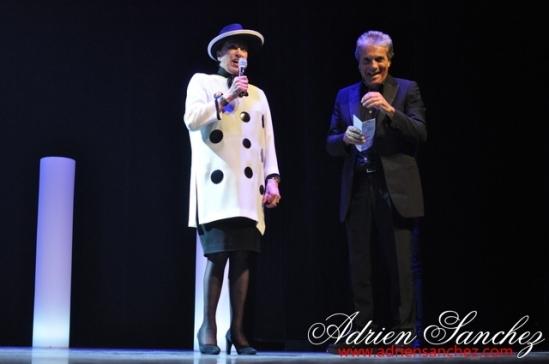 Election Miss Prestige Aquitaine 2013 à Saint Loubès avec Geneviève de Fontenay . Photographe Adrien SANCHEZ INFANTE (65)