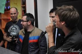 Jam Session Boeuf Bagus Bar La Teste-de-Buch Naaman Fatbabs Jahddict Gipsy Photographe Adrien SANCHEZ INFANTE (3)