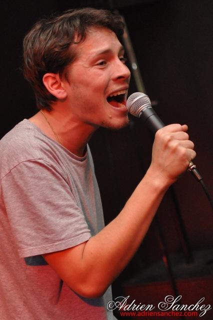 Photo Junior Yellam Irie Ites Bagus Bar Concert Mars 2014 Photographe Adrien SANCHEZ INFANTE (15)