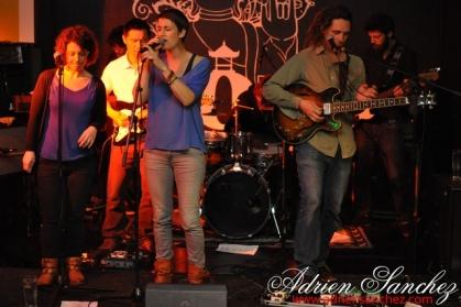 Photo soirée Bagus Bar La Teste de Buch concert Alam 22 Mars 2014 Photographe Adrien Sanchez Infante (2)