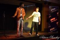 Photo Finale Jeunes Talents du Bassin Artiste 2014 Khelus Bar Gujan Mestras Rémi Castillo Hantcha Niute David Voinson Photographe Adrien SANCHEZ INFANTE (25)