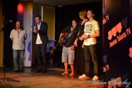Photo Finale Jeunes Talents du Bassin Artiste 2014 Khelus Bar Gujan Mestras Rémi Castillo Hantcha Niute David Voinson Photographe Adrien SANCHEZ INFANTE (50)