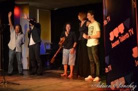 Photo Finale Jeunes Talents du Bassin Artiste 2014 Khelus Bar Gujan Mestras Rémi Castillo Hantcha Niute David Voinson Photographe Adrien SANCHEZ INFANTE (52)