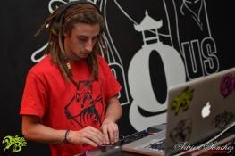 Reggae Night Party Association RIDEABAR Bagus Bar Keyta Selecta Bounty photographe adrien sanchez infante (2)