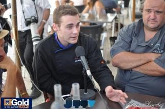Génération jeunes Talents GOld FM 2014 Arcachon Brasserie des Marquises Rémi Castillo GUillaume Carles Adrien Sanchez Infante photographe Reynald Fromager Champion du Monde découpe de Jambon Kenny Le Bon Marina (11)