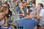 Génération jeunes Talents GOld FM 2014 Arcachon Brasserie des Marquises Rémi Castillo GUillaume Carles Adrien Sanchez Infante photographe Reynald Fromager Champion du Monde découpe de Jambon Kenny Le Bon Marina (17)