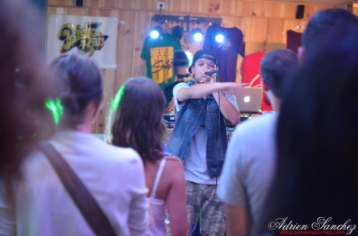 Reggae Ride Ska Globe Trotter Biscarrosse Mardjenal Rezident Sound RIDEABAR photo Adrien SANCHEZ INFANTE Août 2014 (13)