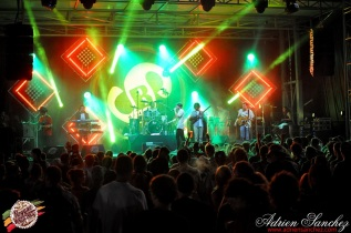 Photo Reggae Sun Ska 17 bordeaux 2014 photographe adrien sanchez infante Jr Yellam Green & Fresh (2)