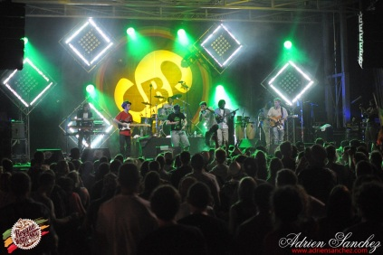 Photo Reggae Sun Ska 17 bordeaux 2014 photographe adrien sanchez infante Jr Yellam Green & Fresh (3)