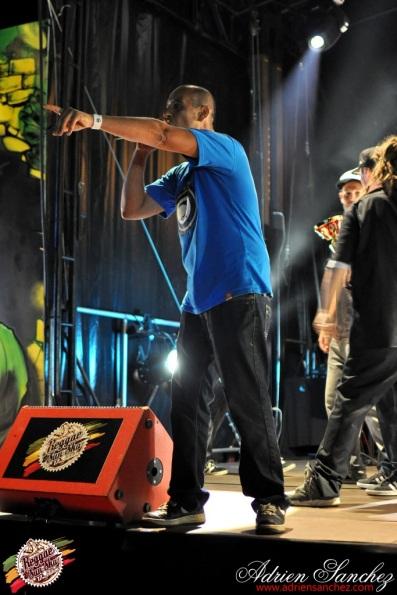 Photo Reggae Sun Ska 17 bordeaux 2014 photographe adrien sanchez infante reggae sun's clash IRIE CREW HEARTICAL GUIDING STAR (10)