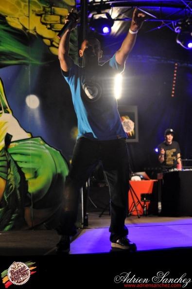 Photo Reggae Sun Ska 17 bordeaux 2014 photographe adrien sanchez infante reggae sun's clash IRIE CREW HEARTICAL GUIDING STAR (5)