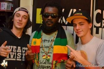 Concert Chezidek Bagus Bar La Teste de Buch Reggae New Roots Irie Ites Dusale Sound System Adrien SANCHEZ INFANTE photographe (41)