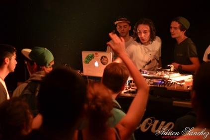 Photo HERE I COME #11 Bordeaux Rock School Barbey X-Ray Production Eurosia Bodega Sound Soopa Highration Atili Bandalero Dj Goloom Dougy Pierroots Photographe Adrien SANCHEZ INFANTE 2015 Reggae Jungle (37)