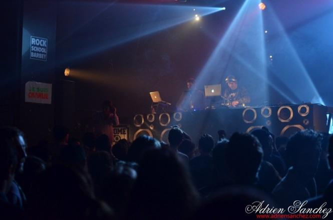 Photo HERE I COME #11 Bordeaux Rock School Barbey X-Ray Production Eurosia Bodega Sound Soopa Highration Atili Bandalero Dj Goloom Dougy Pierroots Photographe Adrien SANCHEZ INFANTE 2015 Reggae Jungle (49)