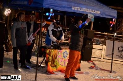 Photo Pool Party RideABar Ridub'Art events Pyrénées Montagne Thermes Cauterets Association Saisonniers Décembre 2014 Photographe Adrien SANCHEZ INFANTE (12)