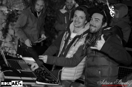 Photo Pool Party RideABar Ridub'Art events Pyrénées Montagne Thermes Cauterets Association Saisonniers Décembre 2014 Photographe Adrien SANCHEZ INFANTE (36)