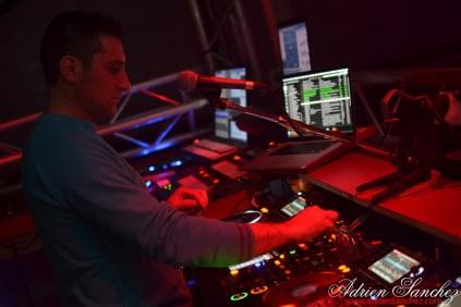 Photo What the Fuck Willy William AGS Event Miky Uno Orijinal Fox Loic Fredo Tony DJ Pacha Plage Photographe Adrien SANCHEZ INFANTE Bassin d'Arcachon (1)
