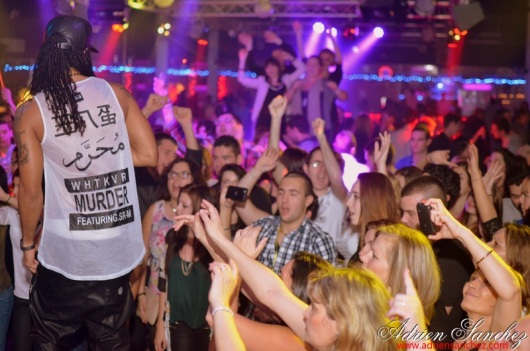 Photo What the Fuck Willy William AGS Event Miky Uno Orijinal Fox Loic Fredo Tony DJ Pacha Plage Photographe Adrien SANCHEZ INFANTE Bassin d'Arcachon (50)
