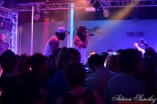 Photo What the Fuck Willy William AGS Event Miky Uno Orijinal Fox Loic Fredo Tony DJ Pacha Plage Photographe Adrien SANCHEZ INFANTE Bassin d'Arcachon (65)