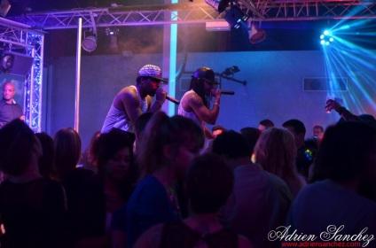 Photo What the Fuck Willy William AGS Event Miky Uno Orijinal Fox Loic Fredo Tony DJ Pacha Plage Photographe Adrien SANCHEZ INFANTE Bassin d'Arcachon (66)