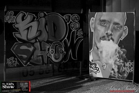 Photo Kids Show Festival 2014 Martignas sur Jalle St Jean d'Illac Gironde Bordeaux Label Epok V-Lux Sound Foodja Crew Taïro Kenyon Big Red Mawyd Atili Bandalero Joseph Cotton photographe Adrien Sanchez Infante (163)