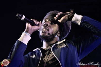 Photo Reggae Sun SKA 2014 Bordeaux RSS17 photographe adrien sanchez infante Chronixx (1)