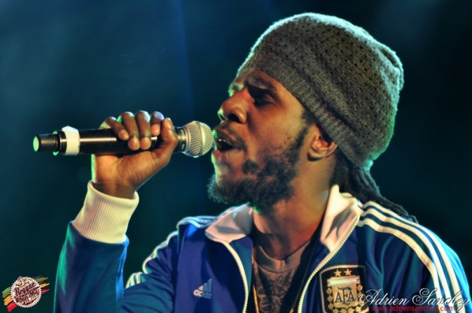 Photo Reggae Sun SKA 2014 Bordeaux RSS17 photographe adrien sanchez infante Chronixx (3)