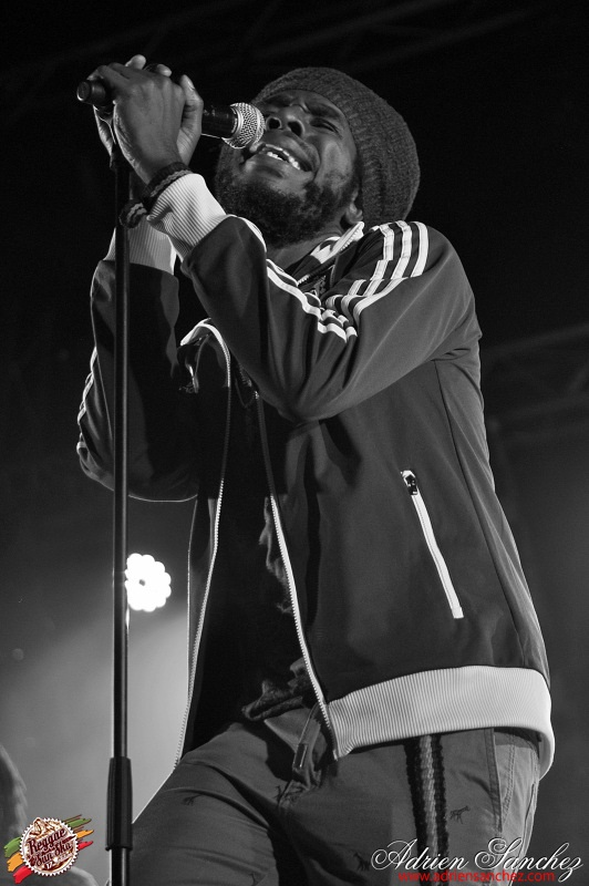 Photo Reggae Sun SKA 2014 Bordeaux RSS17 photographe adrien sanchez infante Chronixx (5)