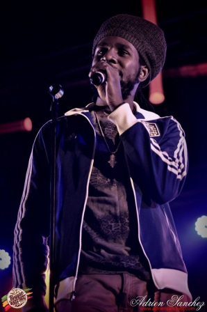 Photo Reggae Sun SKA 2014 Bordeaux RSS17 photographe adrien sanchez infante Chronixx (7)