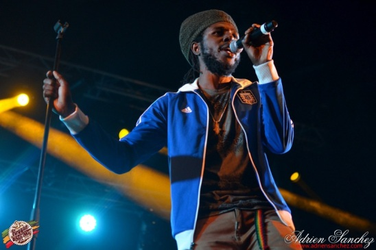 Photo Reggae Sun SKA 2014 Bordeaux RSS17 photographe adrien sanchez infante Chronixx Jesse Royal (14)