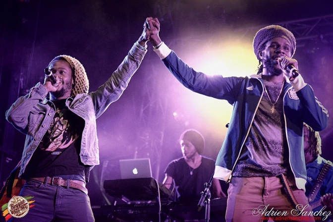 Photo Reggae Sun SKA 2014 Bordeaux RSS17 photographe adrien sanchez infante Chronixx Jesse Royal (32)