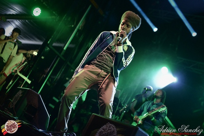 Photo Reggae Sun SKA 2014 Bordeaux RSS17 photographe adrien sanchez infante Chronixx Jesse Royal (39)