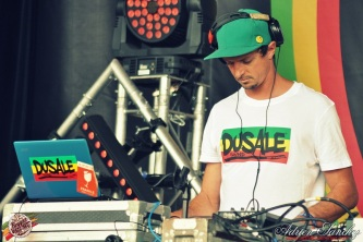 Photo Reggae Sun SKA 2014 Bordeaux RSS17 photographe adrien sanchez infante Dusale sound system (17)