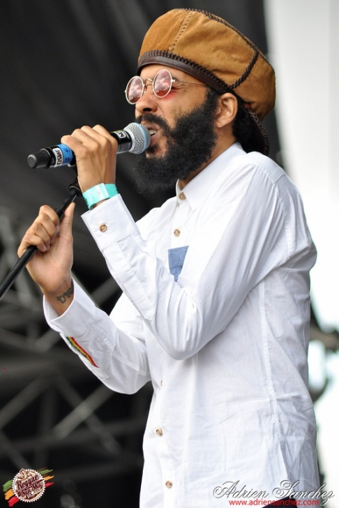 Photo Reggae Sun SKA 2014 Bordeaux RSS17 photographe adrien sanchez infante Protoje The Indiggnation (10)