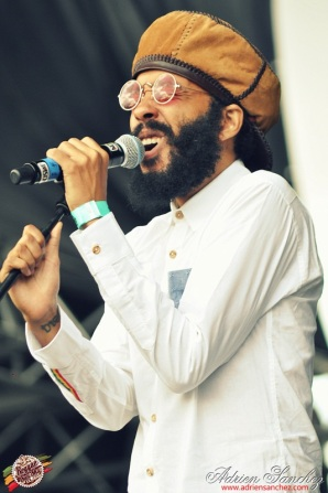 Photo Reggae Sun SKA 2014 Bordeaux RSS17 photographe adrien sanchez infante Protoje The Indiggnation (11)