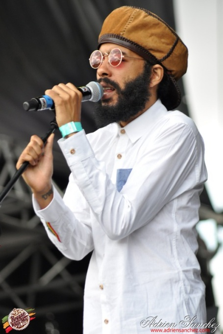 Photo Reggae Sun SKA 2014 Bordeaux RSS17 photographe adrien sanchez infante Protoje The Indiggnation (13)