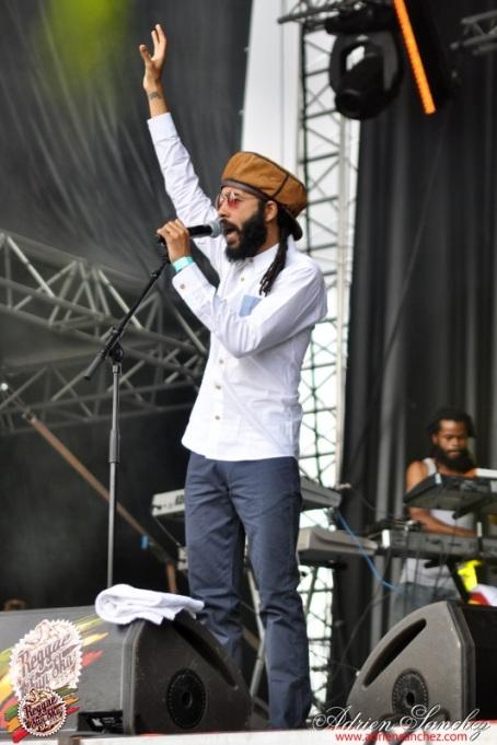 Photo Reggae Sun SKA 2014 Bordeaux RSS17 photographe adrien sanchez infante Protoje The Indiggnation (19)