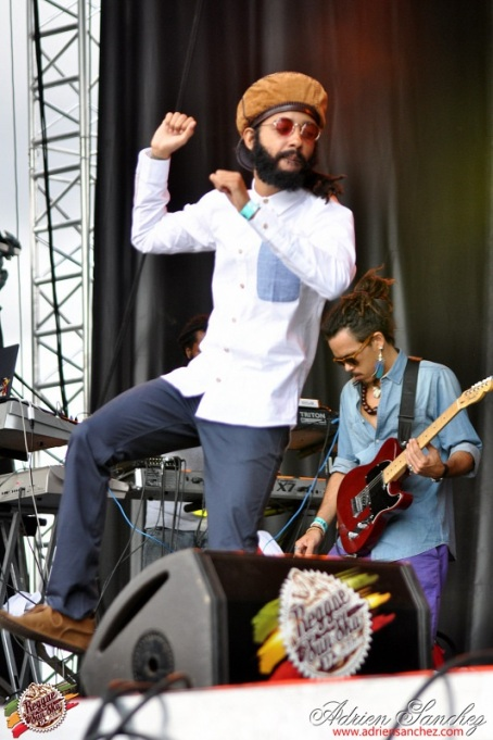 Photo Reggae Sun SKA 2014 Bordeaux RSS17 photographe adrien sanchez infante Protoje The Indiggnation (22)