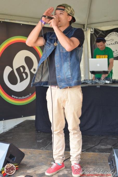 Photo Reggae Sun SKA 2014 Bordeaux RSS17 photographe adrien sanchez infante showcase mardjenal (4)