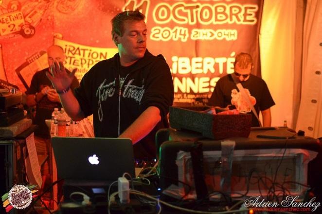 Photo RSS17 Reggae Sun Ska Vendredi 1 Août 2014 Bordeaux Photographe Adrien Sanchez Infante Dubmatix (4)