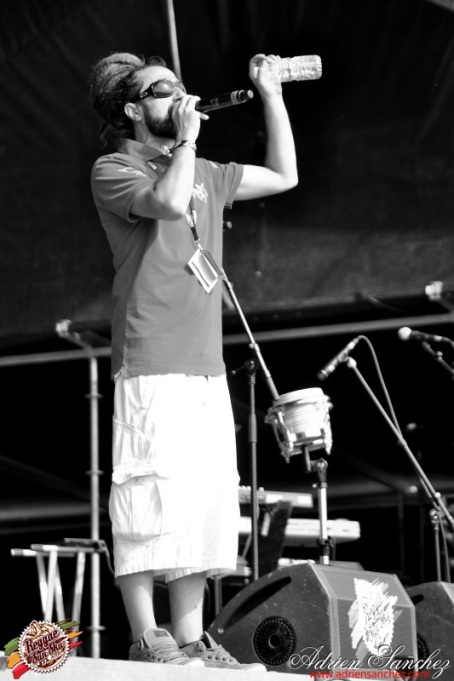 Photo RSS17 Reggae Sun Ska Vendredi 1 Août 2014 Bordeaux Photographe Adrien Sanchez Infante Jim Rezident Sound (1)
