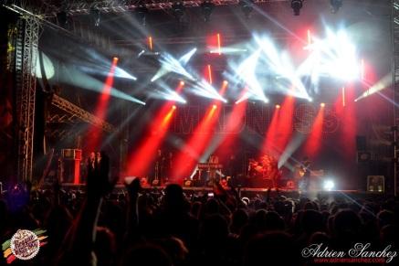 Photo RSS17 Reggae Sun Ska Vendredi 1 Août 2014 Bordeaux Photographe Adrien Sanchez Infante Madness on stage (1)