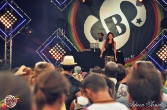 Photo RSS17 Reggae Sun Ska Vendredi 1 Août 2014 Bordeaux Photographe Adrien Sanchez Infante Maya Vibes (6)