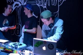 Photo Festi'ju Bagus Bar la teste de buch Mars 2015 Olizamba Eurosia Sound Jeebay DJ MX Ma Ti Bo reggae progressive house trance music photographe adrien sanchez infante (19)