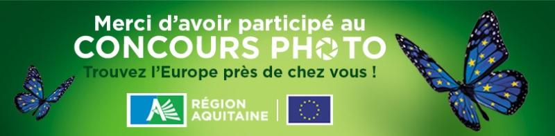 Adrien SANCHEZ participe au concours Europe en Aquitaine