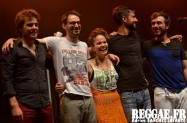 Photo PYRENE Festival 2015 Bordes Pyrénées atlantiques 64 France Reggae Latino photographe adrien sanchez infante Natalia Doco (3)
