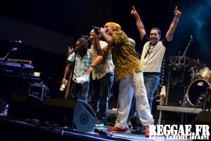 Photo PYRENE Festival 2015 Bordes Pyrénées atlantiques 64 France Reggae Latino photographe adrien sanchez infante Sergent Garcia Supa Bassie (2)